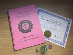 Manual Oficial Karuna Reiki nivel 2. Diploma Oficial Karuna Reiki nivel 2, impartidos en Aqua Aura Madrid.