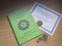 Manual Oficial Karuna Reiki nivel 1. Diploma Oficial Karuna Reiki nivel 1